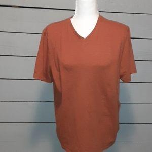 Banana republic Rust Brown tshirt 0025